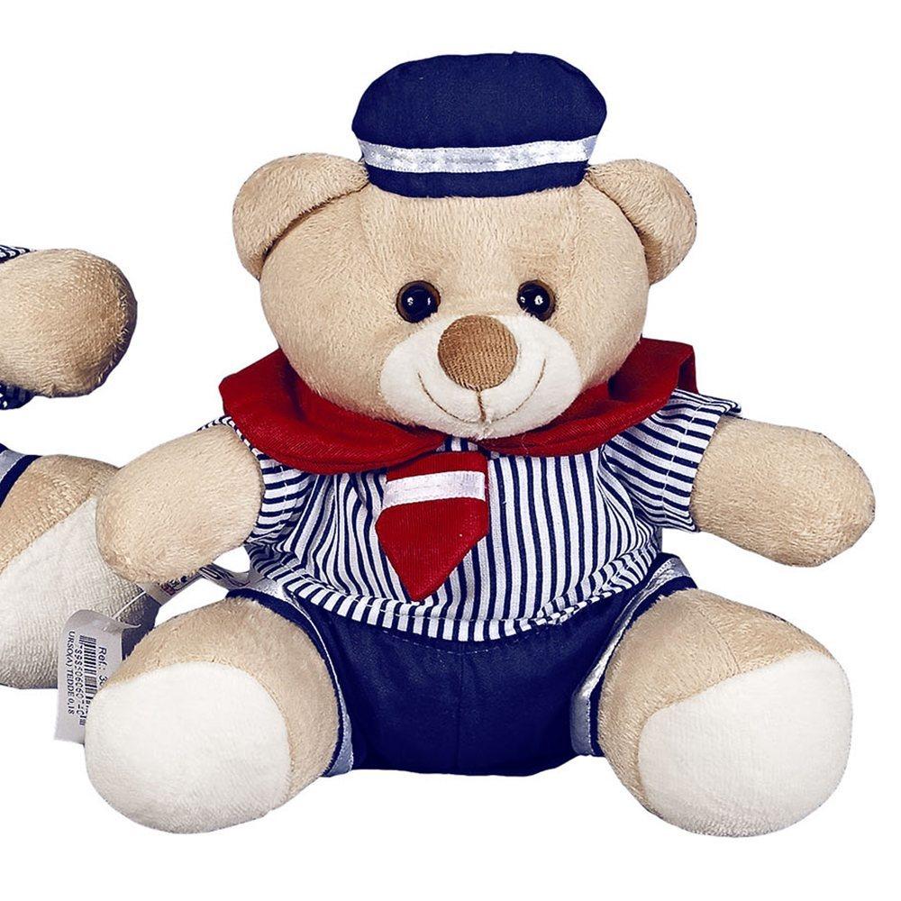 Enfeite Urso P Marinheiro