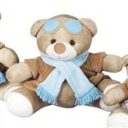 Enfeite Urso M Aviador