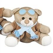 Enfeite Urso P Aviador