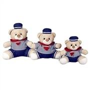 Enfeites Ursos Marinheiros