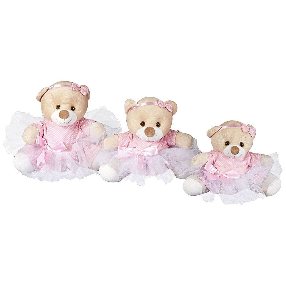 Enfeites Ursas Bailarinas