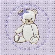 Bolsa Maternidade Teddy Lilás