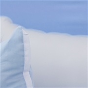 Almofada para Amamentação Ursinho Travesso Azul