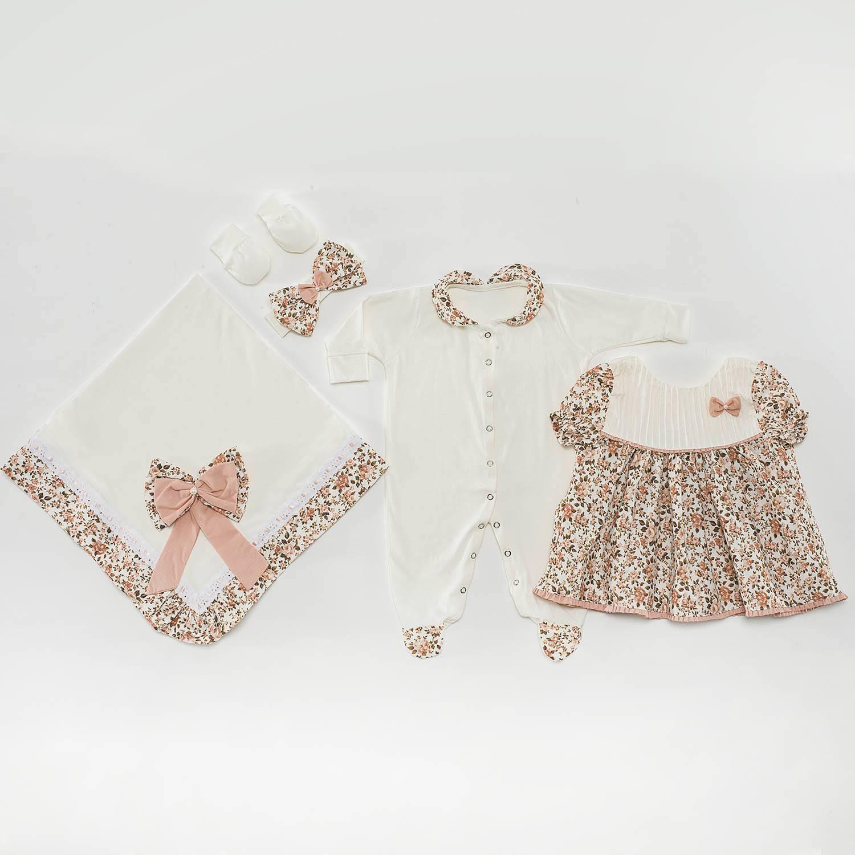 Saída Maternidade Vestido Charm Floral P