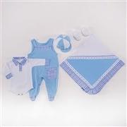 Saída Maternidade Menino Lenhador P