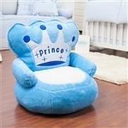 Mini Poltrona de Pelúcia Prince Azul