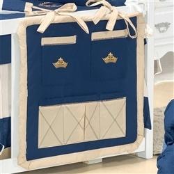 Porta Treco Príncipe Marinho Premium