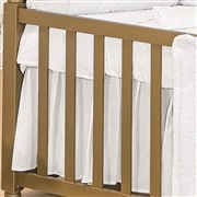 Quarto para Bebê sem Cama Babá Princesinha Dourada Premium