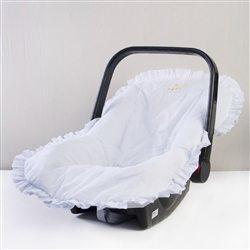 Capa de Bebê Conforto Ovelhinha