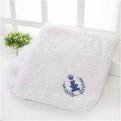 Cobertor Super Luxo Realeza Marinho