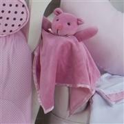 Naninha Ursinho Pink