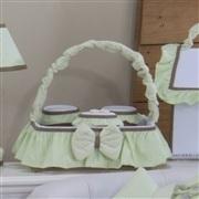 Kit Acessórios Baby Verde