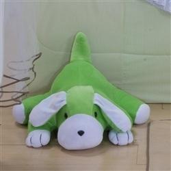 Enfeite Cachorro Boby Verde