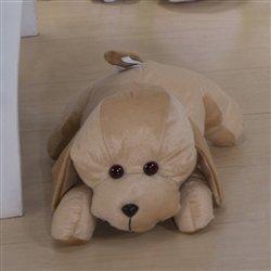 Enfeite Cachorro Fofo Marrom