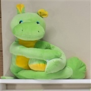 Enfeite Hipopótamo Dengoso Verde
