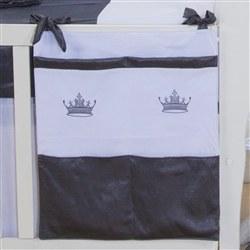 Porta Treco Imperial Luxo Cinza