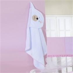 Toalha de Banho com Capuz Ursa Sonequinha