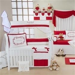 Quarto para Bebê Príncipe Vermelho