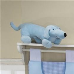 Enfeite Cachorro Bilu Azul