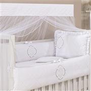Quarto para Bebê Garden Branco