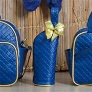 Conjunto de Bolsas Maternidade Realeza Marinho
