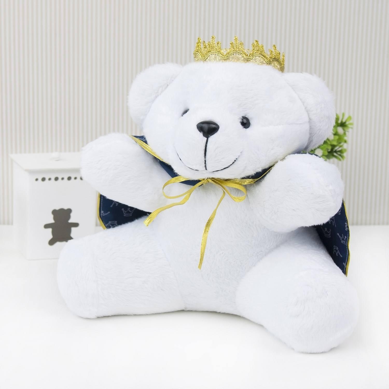 Urso P Príncipe Realeza Marinho