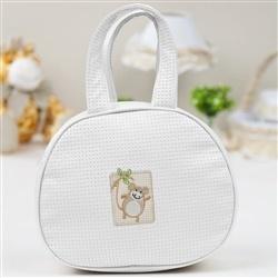 Bolsa Maternidade Tiquitos Branca