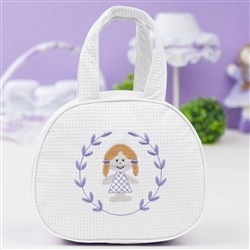 Bolsa Maternidade Pijaminha Branca