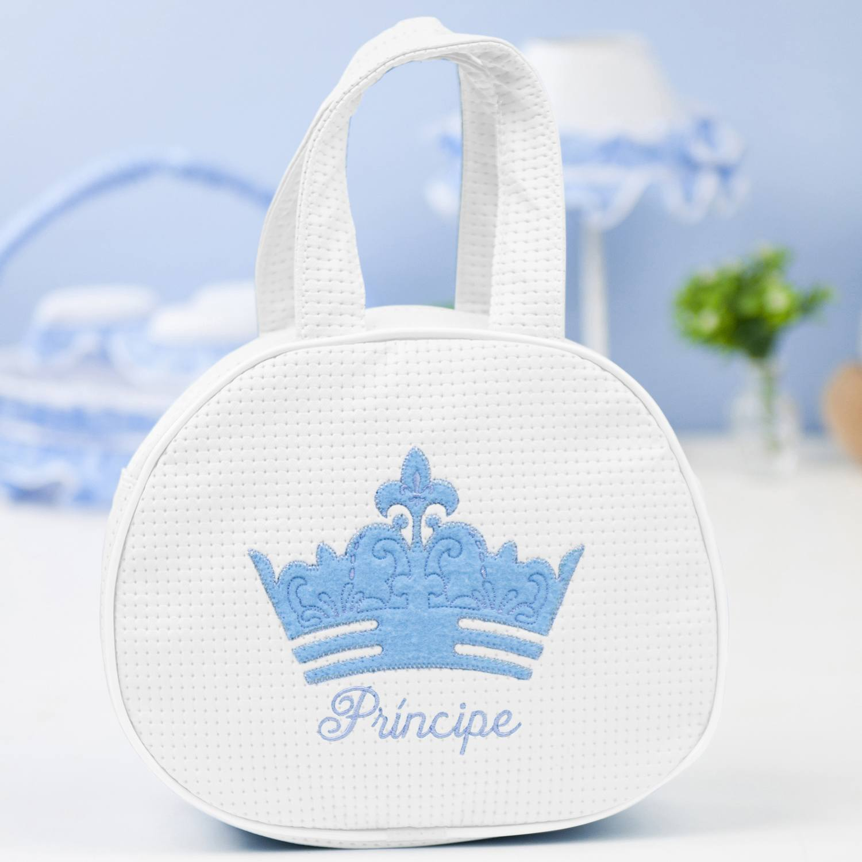 Bolsa Maternidade Príncipe Azul