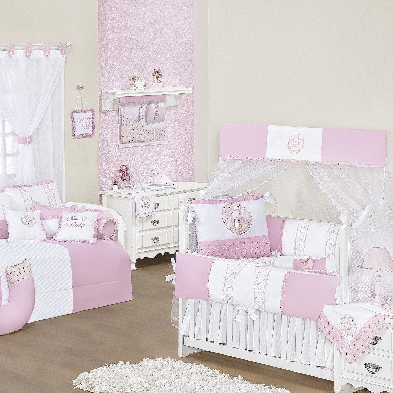 Quarto para Bebê Pequena Princesa