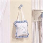 Quarto para Bebê sem Cama Babá Amiguxos Azul VIP