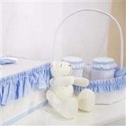 Quarto para Bebê Urso Anjinho Azul