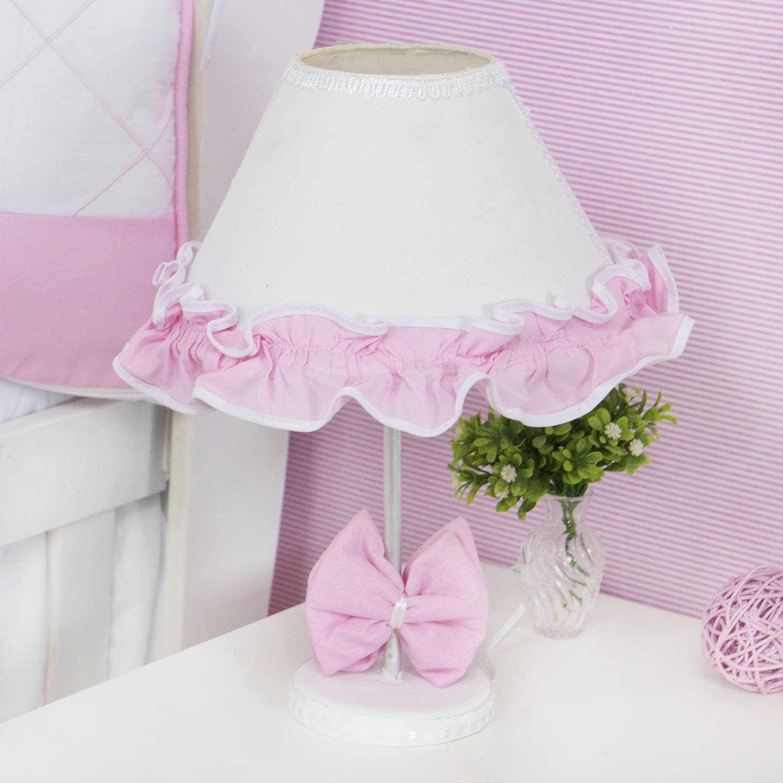 Abajur Soft Rosa