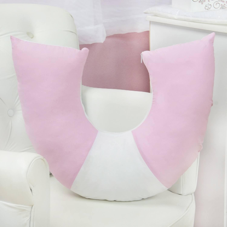 Almofada para Amamentação Soft Rosa