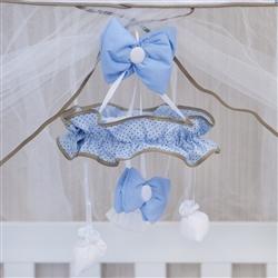 Móbile Realeza Luxo Azul