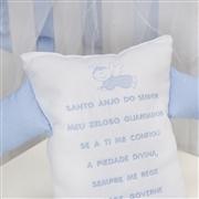 Naninha Realeza Luxo Azul