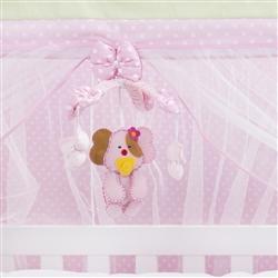 Móbile Bebezinhos Rosa