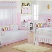 Quarto para Bebê Bebezinhos Rosa