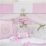Móbile Realeza Luxo Rosa