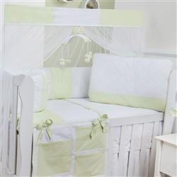 Kit Berço Soft Verde