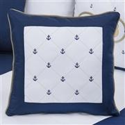 Almofadas Decorativas Elegance Ursinho Marinheiro Marinho