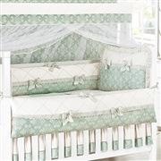 Quarto para Bebê Princesa Clássica Verde