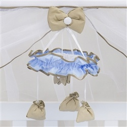 Móbile Elegance Teddy Azul