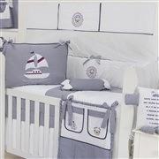 Kit Berço Baby Boy Navy Marinho