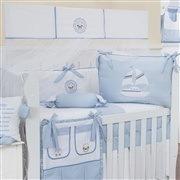Kit Berço Baby Boy Navy Azul