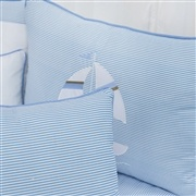 Almofada Lisa Baby Boy Navy Azul