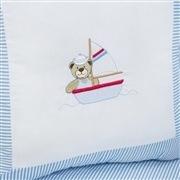 Almofadas Decorativas Baby Boy Navy Azul