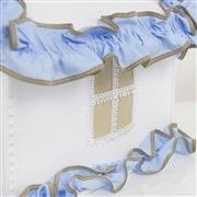 Farmacinha Elegance Cavalinho de Balanço Azul