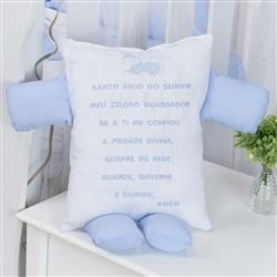 Naninha Elegance Cavalinho de Balanço Azul