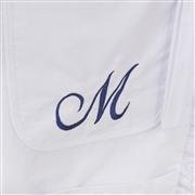 Porta Treco Marselle Marinho com Inicial do Nome Personalizada